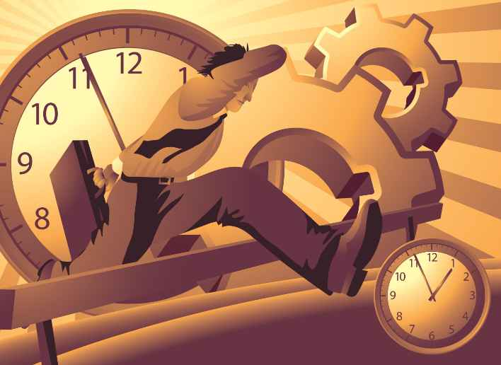 Teilzeitkraft: Thema Anzahl der Arbeitsstunden